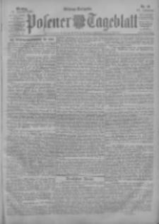 Posener Tageblatt 1903.01.12 Jg.42 Nr18