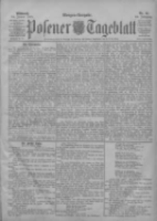 Posener Tageblatt 1903.01.14 Jg.42 Nr21