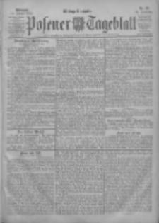 Posener Tageblatt 1903.01.14 Jg.42 Nr22