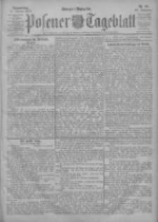 Posener Tageblatt 1903.01.15 Jg.42 Nr23