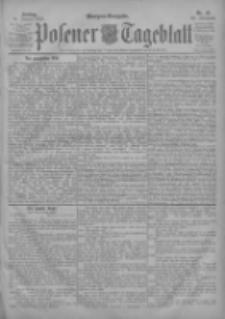 Posener Tageblatt 1903.01.16 Jg.42 Nr25