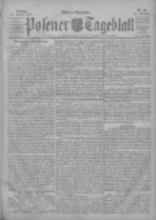 Posener Tageblatt 1903.01.16 Jg.42 Nr26