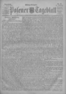 Posener Tageblatt 1903.01.17 Jg.42 Nr28