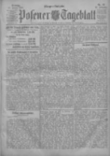 Posener Tageblatt 1903.01.18 Jg.42 Nr29