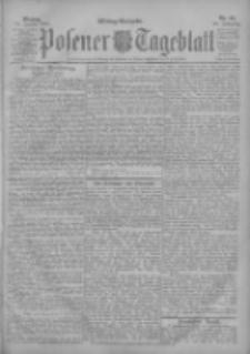 Posener Tageblatt 1903.01.19 Jg.42 Nr30