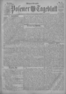 Posener Tageblatt 1903.01.20 Jg.42 Nr31