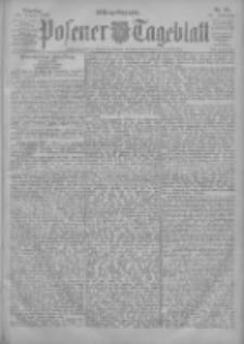 Posener Tageblatt 1903.01.20 Jg.42 Nr32