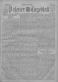 Posener Tageblatt 1903.01.21 Jg.42 Nr34