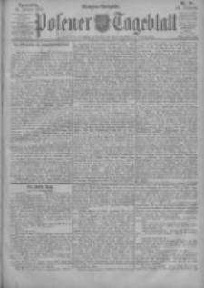 Posener Tageblatt 1903.01.22 Jg.42 Nr35
