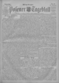 Posener Tageblatt 1903.01.22 Jg.42 Nr36