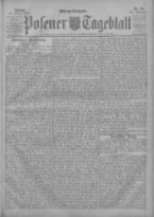 Posener Tageblatt 1903.01.23 Jg.42 Nr38