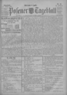 Posener Tageblatt 1903.01.24 Jg.42 Nr39