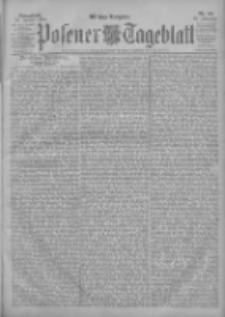 Posener Tageblatt 1903.01.24 Jg.42 Nr40