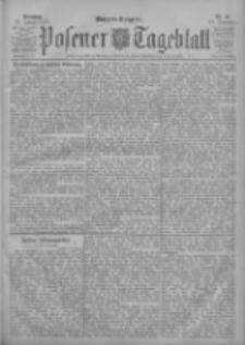 Posener Tageblatt 1903.01.25 Jg.42 Nr41