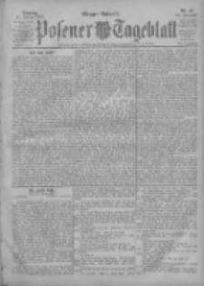 Posener Tageblatt 1903.01.27 Jg.42 Nr43