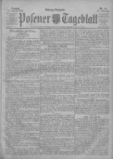 Posener Tageblatt 1903.01.27 Jg.42 Nr44