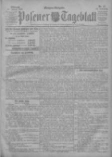 Posener Tageblatt 1903.01.28 Jg.42 Nr45