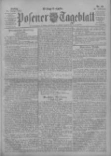 Posener Tageblatt 1903.01.30 Jg.42 Nr50