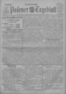 Posener Tageblatt 1903.01.31 Jg.42 Nr51