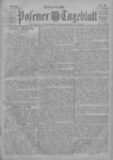 Posener Tageblatt 1903.02.09 Jg.42 Nr66