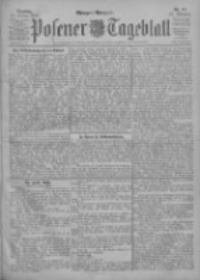 Posener Tageblatt 1903.02.10 Jg.42 Nr67