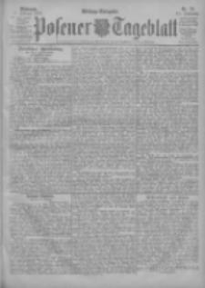 Posener Tageblatt 1903.02.11 Jg.42 Nr70