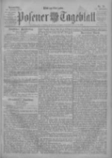 Posener Tageblatt 1903.02.12 Jg.42 Nr72