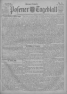 Posener Tageblatt 1903.02.14 Jg.42 Nr75