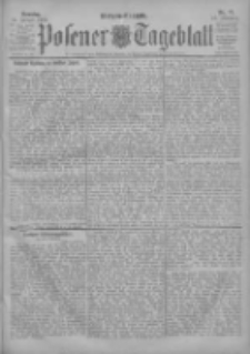 Posener Tageblatt 1903.02.15 Jg.42 Nr77