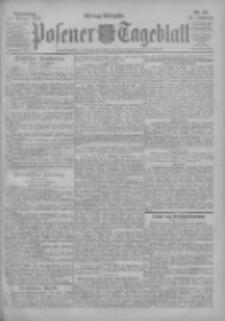 Posener Tageblatt 1903.02.19 Jg.42 Nr84