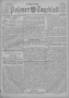 Posener Tageblatt 1903.02.20 Jg.42 Nr86