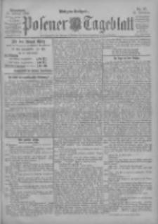 Posener Tageblatt 1903.02.21 Jg.42 Nr87