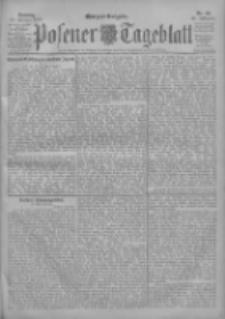 Posener Tageblatt 1903.02.22 Jg.42 Nr89