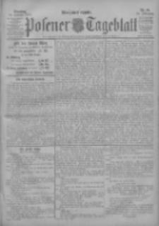 Posener Tageblatt 1903.02.24 Jg.42 Nr91