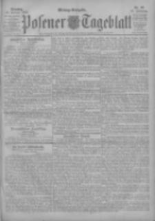 Posener Tageblatt 1903.02.24 Jg.42 Nr92