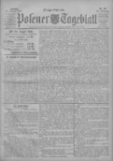 Posener Tageblatt 1903.02.27 Jg.42 Nr97