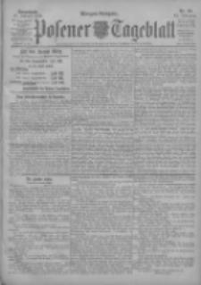 Posener Tageblatt 1903.02.28 Jg.42 Nr99