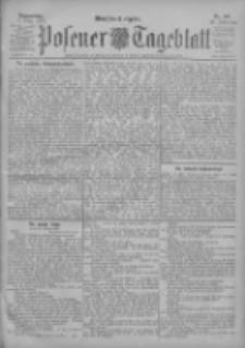 Posener Tageblatt 1903.03.05 Jg.42 Nr107