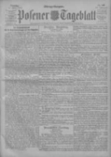 Posener Tageblatt 1903.03.10 Jg.42 Nr116