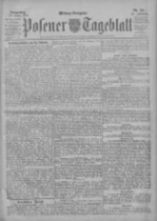 Posener Tageblatt 1903.03.19 Jg.42 Nr132