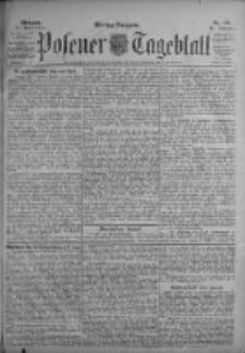 Posener Tageblatt 1903.04.15 Jg.42 Nr174