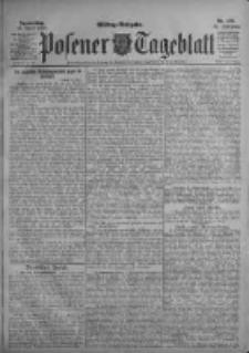 Posener Tageblatt 1903.04.16 Jg.42 Nr176