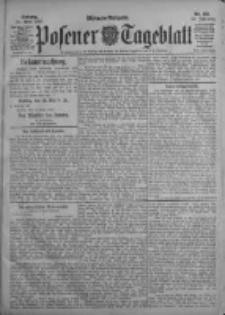 Posener Tageblatt 1903.04.19 Jg.42 Nr181