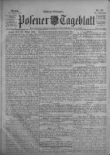 Posener Tageblatt 1903.04.20 Jg.42 Nr182
