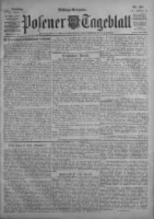 Posener Tageblatt 1903.04.21 Jg.42 Nr184