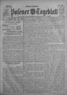 Posener Tageblatt 1903.04.22 Jg.42 Nr185