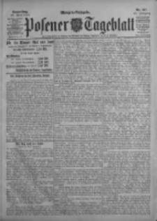 Posener Tageblatt 1903.04.23 Jg.42 Nr187