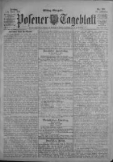 Posener Tageblatt 1903.04.24 Jg.42 Nr190