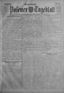Posener Tageblatt 1903.04.25 Jg.42 Nr192