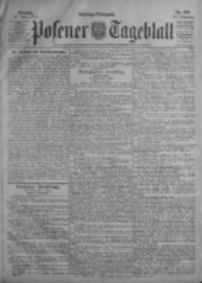 Posener Tageblatt 1903.04.28 Jg.42 Nr196